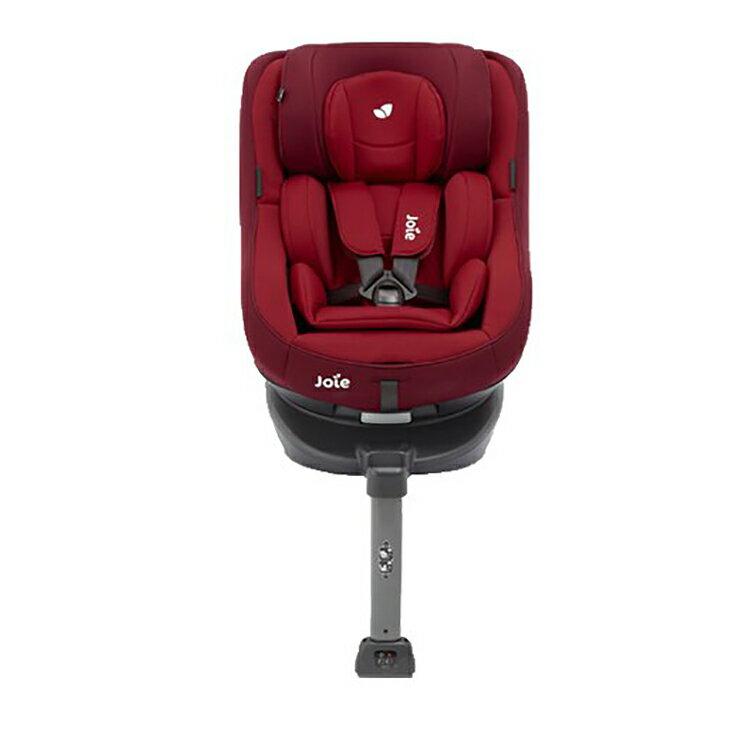 【限量送價值$2399 Joie Wish彈彈椅1台】英國 Joie Spin360 0-4歲全方位汽座(2色可選)