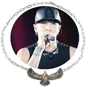 BIGBANG 太陽 同款韓國라이징이글項鏈飛翔之鷹造型項鍊