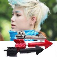 ^| Star World~Earring ^| B.A.P ZELO 同款彩色火箭 耳釘