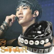 ^  Star World~Bracelets ^  2PM 張佑榮 玉澤演 同款復古高層
