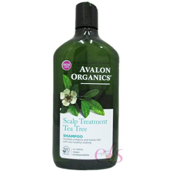Avalon 茶樹洗髮精 325ml ☆艾莉莎☆
