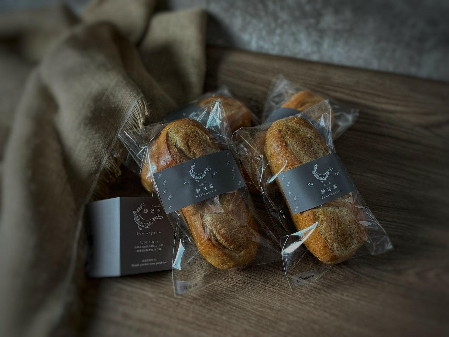 麵包謝 Boulangerie Hsieh 冰心維也納 110克10克