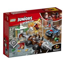 【LEGO 樂高積木】Juniors系列 - 超人特攻隊2 Underminer Bank Heist - LT-10760