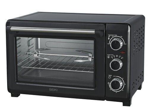Seiki Extra Large 2000W Electric Convection Countertop Toaster Oven b4b39f7a5b22887a2a59cebd90dfcd08