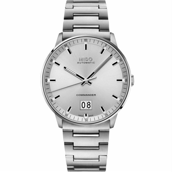 Mido 美度錶 M0216261103100 Commander Big Date優雅紀念腕錶  /42mm