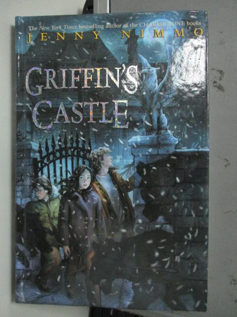【書寶二手書T1/原文小說_LRD】Griffin's Castle_Jenny Nimmo
