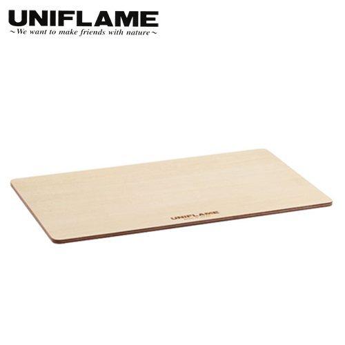 ├登山樂┤日本 UNIFLAME 木製頂板 搭配611630摺疊置物網架使用 #U611654
