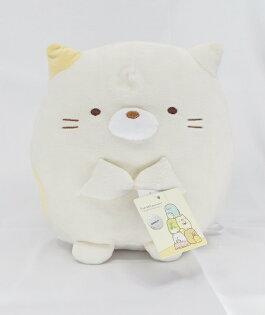 X射線【C570045】角落小夥伴10吋玩偶,絨毛填充玩偶玩具公仔抱枕靠枕娃娃