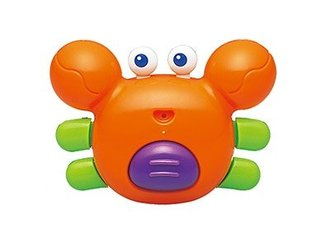飛炫寶寶 Toyroyal樂雅 - 洗澡玩具 螃蟹