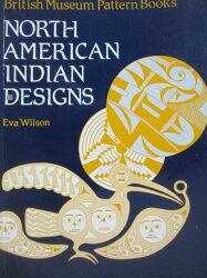 【書寶二手書T1/設計_ZAE】North American Indian designs_Eva Wilson
