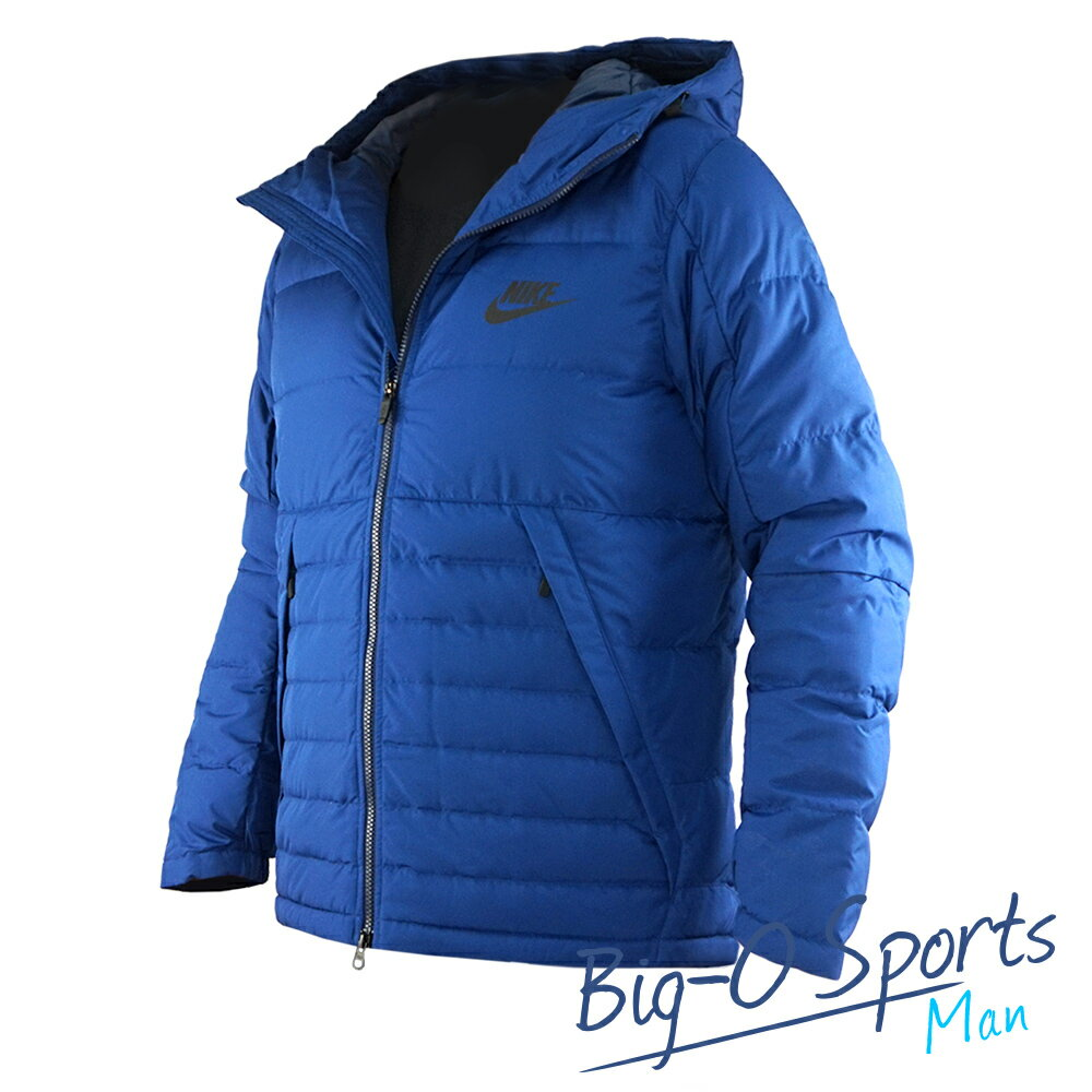NIKE 耐吉 AS M NSW DOWN FILL HD JACKET 羽絨外套 男 806862423 Big-O Sports