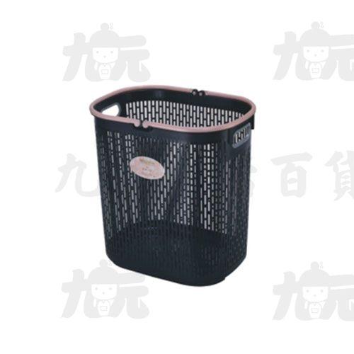 【九元生活百貨】聯府F111黑美人洗衣籃置物籃