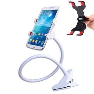 懶人夾子 支援各款手機 自拍 懶人手機架 手機支架 支援 手機殼 手機皮套 i phone 三星 htc【B0507】