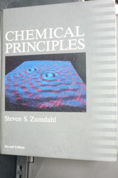 【書寶二手書T4╱大學理工醫_QAC】Chemical Principles 2/e_化工原理_Steven