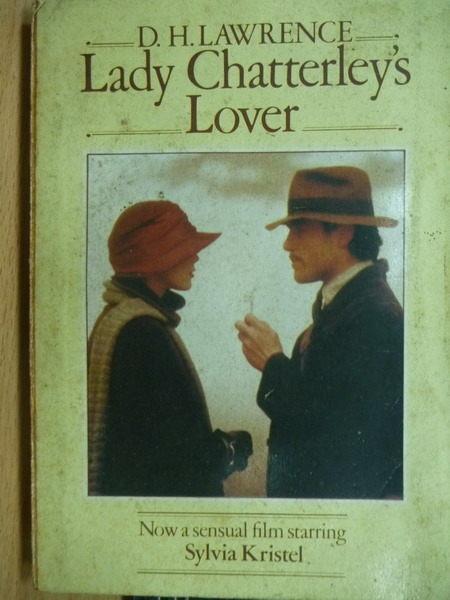 【書寶二手書T5╱原文小說_MAO】Lady Chatterleys Lover_Lawrence