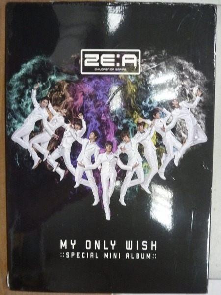 【書寶二手書T5/音樂_PNA】My Only Wish_Special Mini Album_CD+DVD