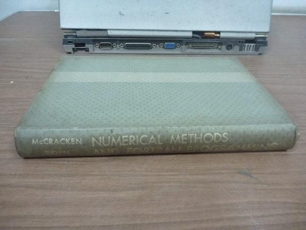 【書寶二手書T9/大學理工醫_LEF】Numerical Methods and Fortran Programming