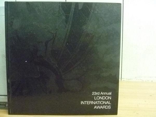 ~書寶 書T8/藝術_YIJ~London International Awards_23