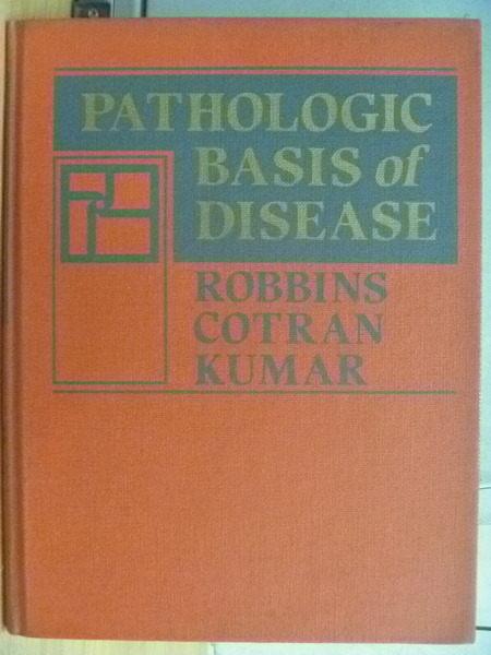 ~書寶 書T8/大學理工醫_YFE~Pathologic Basis of Disease