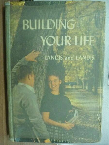 【書寶二手書T4/財經企管_YFR】Building Your Life_Landis and Landis