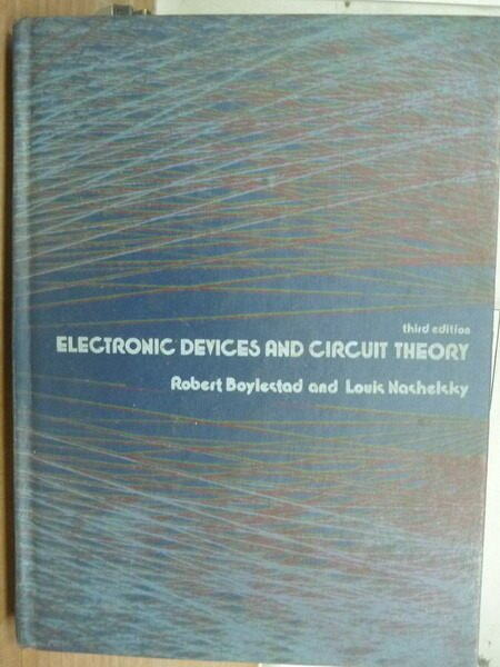 ~書寶 書T9/大學理工醫_PFA~Electronic Devices and Circ