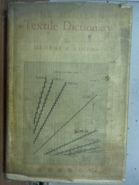 ~書寶 書T9/大學理工醫_LFK~The Modern Textile Dictiona