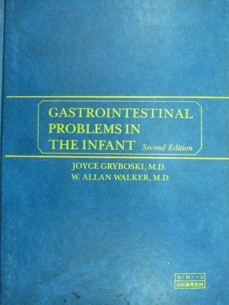 ~書寶 書T9/大學理工醫_YFP~Gastrointestinal Problems i