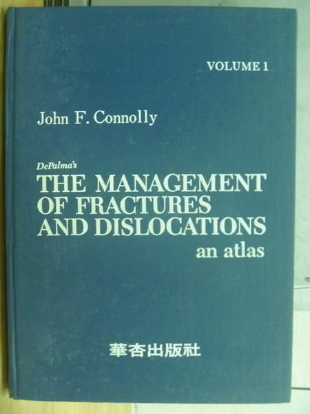 【書寶二手書T4/大學理工醫_QHR】The Management of Fractures and Dislocati