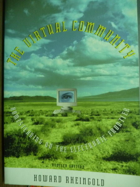 【書寶二手書T8/大學資訊_PFM】The Virtual Community_Howard Rheingold_原文書