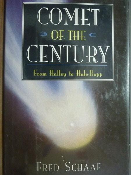 【書寶二手書T9/大學理工醫_QXF】Comet of the Century_Schaaf_原文書