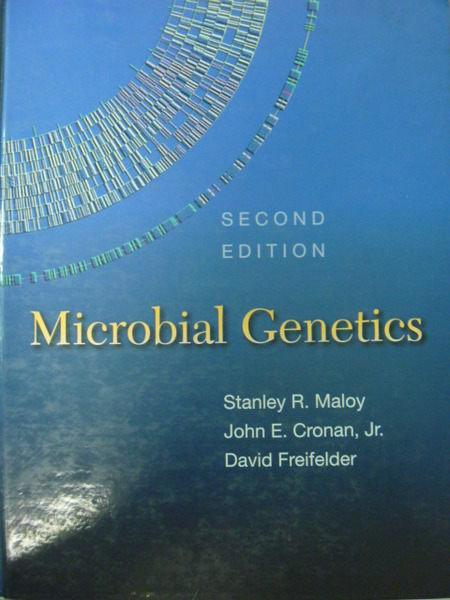 【書寶二手書T2/大學理工醫_QXN】Microbial Genetics_Stanley Maloy