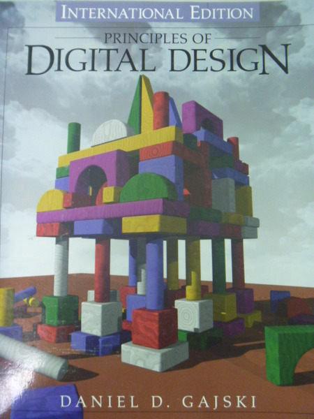 【書寶二手書T2/大學理工醫_XHA】Digital Design_Danieal D.