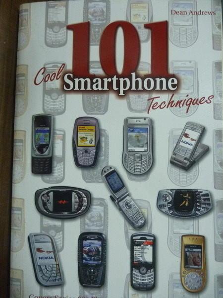 【書寶二手書T5/電腦_PGT】101 COOL SMARTPHONE TECHNIQUES_ANDREWS