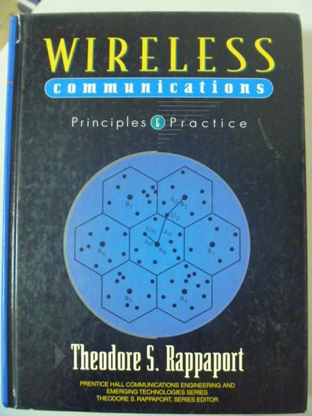 【書寶二手書T8/大學理工醫_ZEO】Wireless Communications_Theodore