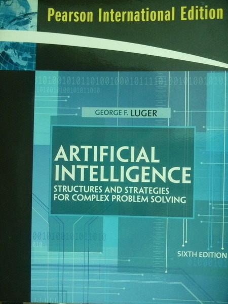 【書寶二手書T6/大學資訊_QFW】Artificial Intelligence_Luger