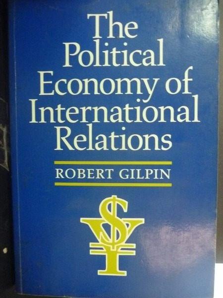 【書寶二手書T7/大學商學_ZHE】The Political Economy