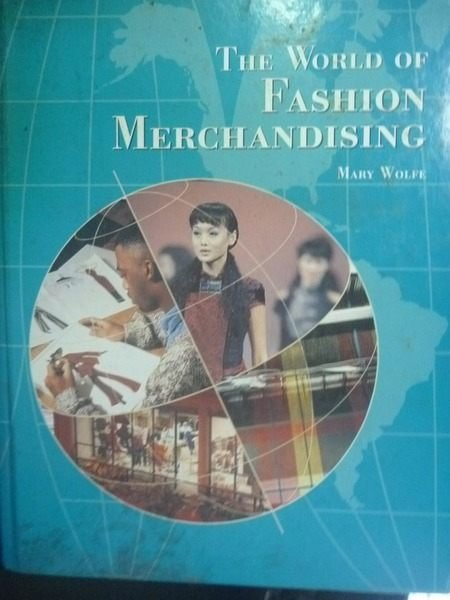 【書寶二手書T2/廣告_ZDC】The World of Fashion Merchandising