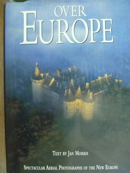 ~書寶 書T4/攝影_QOL~OVER EUROPE_Jan Morris ~  好康折扣