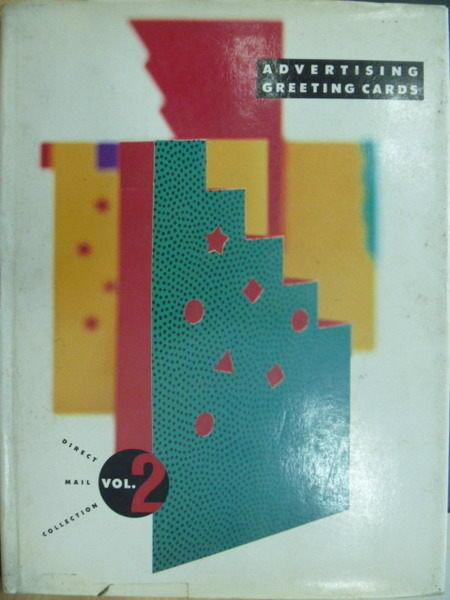【書寶二手書T6/廣告_ZGO】Advertising Greeting Cards_Vol.2