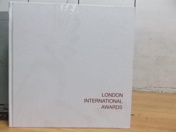 【書寶二手書T7/設計_YIB】London International Awards_2009年