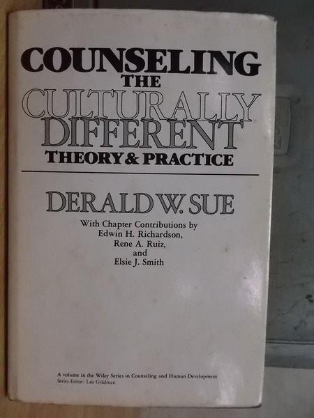 【書寶二手書T9/社會_YHA】Counseling the Culturally Different.._1981年