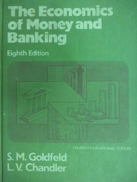 ~書寶 書T9/大學商學_XAG~The Economics of Money.._8 e