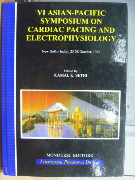 【書寶二手書T6/大學理工醫_YJR】Vi Asian-Pacific Symposium on Cardiac…