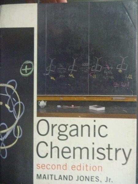 【書寶二手書T2/大學理工醫_ZDF】Organic Chemistry 2/e