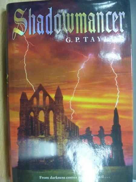 【書寶二手書T7/原文小說_WEA】Shadowmancer_G.P.Taylor