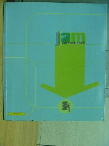 【書寶二手書T7/設計_XFQ】jam_1996年