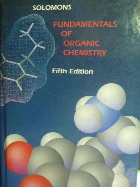 ~書寶 書T6/大學理工醫_ZEG~Fundamentals of Organic