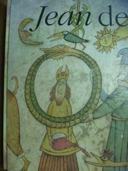 【書寶二手書T7/原文書_QKS】Bajky Kniha I.-XII_Jean de La Fontaine