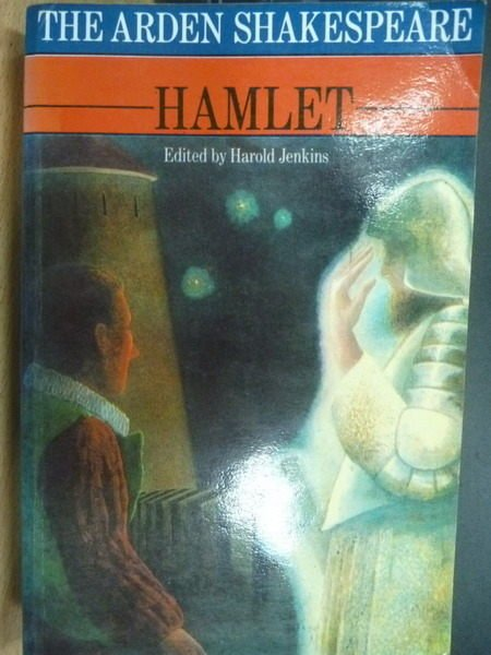 【書寶二手書T7/原文小說_OHX】THE ARDEN SHAKESPEARE_HAMLET