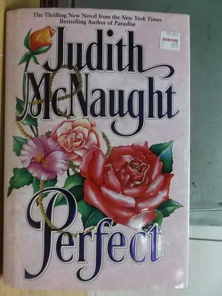 【書寶二手書T2/原文小說_YAV】Perfect_McNaught